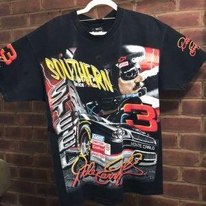 Vintage Dale Earnhardt Nascar Racing Shirt